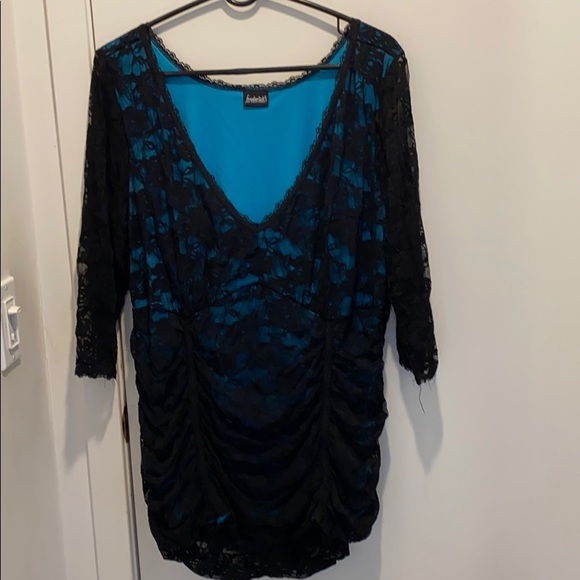 Frederick's of Hollywood Other - Frederick's of Hollywood dress or tunic top, 1X